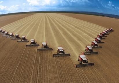 Produção de máquinas agrícolas sobe 40 em setembro, vendas aumentam 17