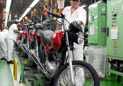 Uso da capacidade instalada da indústria sobe para 68 em julho