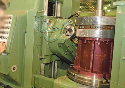 Fresadora Sistema Caracol Pfauter Modelo P900