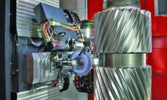 Fabrica de pinhão bi helicoidal