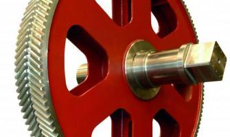 Fabricação e reforma de engrenagens