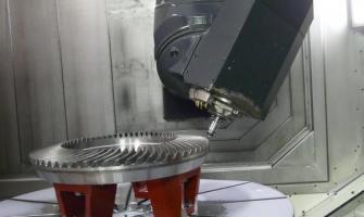 Fabricação engrenagem conica